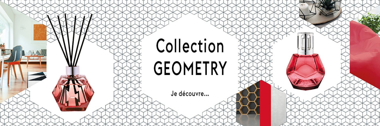MAISON BERGER : Collection Geometry
