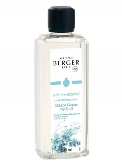 Recharge Lampe Aroma Respire 500ml | MAISON BERGER