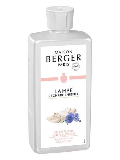 parfum bl hender leinen 500ml parf ms 500ml lampe berger offizieller shop schweiz. Black Bedroom Furniture Sets. Home Design Ideas