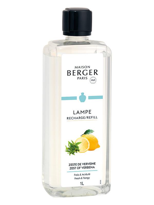 parfum zeste de verveine 1l die frischen lampe berger offizieller shop schweiz. Black Bedroom Furniture Sets. Home Design Ideas