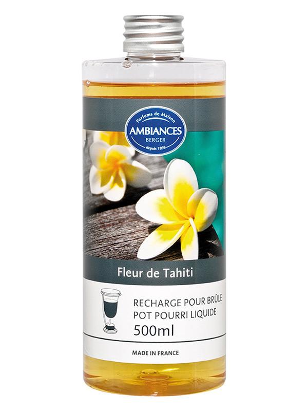 pot pourri fleurs de tahiti 500 ml pot pourris le berger shop officiel suisse