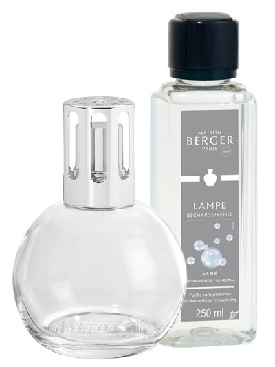 LAMPE BERGER 4401 Coffret Bingo transparent