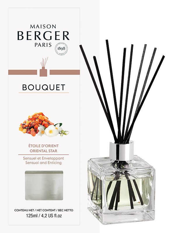 bouquet parfum cube etoile d 39 orient 125ml bouquets parfum s lampe berger shop officiel suisse. Black Bedroom Furniture Sets. Home Design Ideas